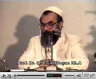 Hz.Ali'den Vecizeler, Prof.Dr.M. Esad Coşan Rh.A (2. Bölüm)